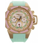 TechnoSport TS-100-S37 Women's 40MM Gold Swiss Watch