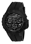 Technomarine TM-115082 Men's Cruise Medusa Swiss All Black Watch