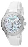 Technomarine TM115083 Women's 'Cruise' Medusa Quartz Stainless Steel and Silicone Casual Watch