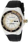 Technomarine Women's TM-115118 Cruise Sport Analog Display Swiss Quartz Black Watch
