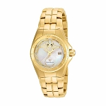 TechnoMarine TM 115189 Women's Sea Dream Gold-Tone Steel Watch