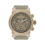 Technosport TS-1300-5 Men's 44mm Beige and Rose Gold Watch