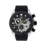Technosport TS-640-6 Men's 45mm Black Swiss Watch