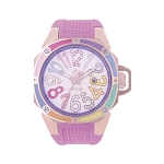 Technosport TS-200-7-Splash Women's Swiss Watch With Additional Purple Strap