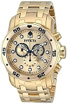 Invicta Men's 0074 Pro Diver Gold & Gold Dial Swiss Watch