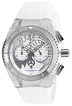 Technomarine TM-115005 Unisex Cruise Dream Quartz Chronograph Antique Silver Dial