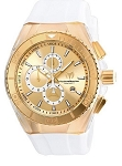 TECHNOMARINE TM-115046  Cruise Star Gold Dial Watch