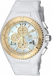 Technomarine TM115300  Men's Cruise JellyFish White with Gold