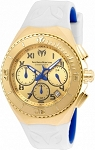 Technomarine TM-215079 Unisex Ocean Manta Collection 40mm Gold Dial Watch