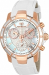 Technomarine TM615003 RoseGold/White Women's 38mm UF6 Collection Swiss Watch