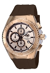 Technomarine TM-115217 Cruise Star Quartz Rose Gold Dial Watch