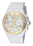 Technomarine TM-115263 Cruise JellyFish Quartz White Dial Watch