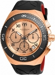 Technomarine TM-215065 Ocean Manta Collection 48mm Rose Gold Dial Watch