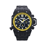 Technosport TS-100-10AV Men's 44m Black Swiss Watch
