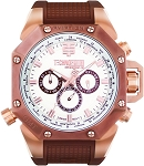 TechnoSport TS-100-2AV GMT Men's Aviation Swiss Chrono Watch