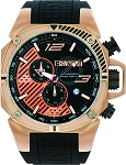 TechnoSport TS-100-5F1 Men's Formula 1 Swiss Chrono Watch