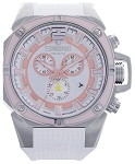 TechnoSport TS-100-88 Unisex 44 mm Swiss Chrono Watch
