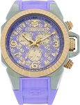 TechnoSport TS-100-9rl Women's 40 mm Swiss Chrono Watch