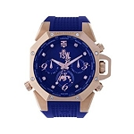 Technosport  TS-100-LP3 Women's Lady Pilot Navy Blue Watch With Additional Light Blue Strap