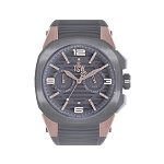 Technosport TS-100-PP10 Unisex Gray Swiss Watch With Additonal Black Strap
