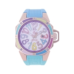 Technosport TS-200-1M-Splash Women's Swiss Watch With Additional Turquoise Strap
