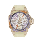 Technosport TS-200-4-Splash Women's Swiss Watch With Additional Lilac Strap