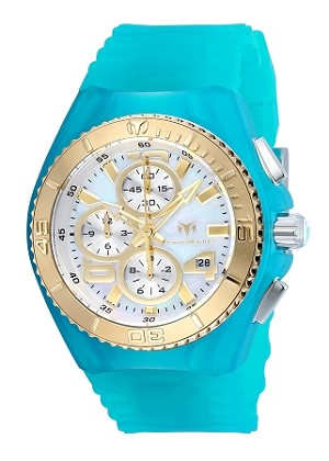 Technomarine TM-115265 Cruise JellyFish Quartz White Dial Watch