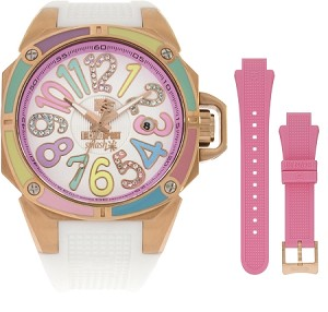 TechnoSport TS-200-S38 Splash Women's 40 mm Swiss Watch